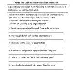 Punctuation Worksheets | Ending Punctuation Worksheets | Free Printable Punctuation Worksheets For Grade 2