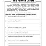 Reading Worksheets For 4Th Grade | Reading Comprehension Worksheets | Printable Comprehension Worksheets For Grade 3
