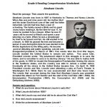 Reading Worksheets   Sixth Grade Reading Worksheets   Free Printable 6Th Grade Reading Worksheets