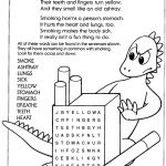 Red Ribbon Week Coloring Pages Free 02 | Red Ribbon Week | Red | Free Printable Red Ribbon Week Worksheets