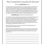 Remembering Anne Frank Worksheet | Woo! Jr. Kids Activities | Holocaust Printable Worksheets