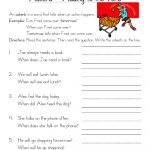 Resources | English | Adverbs | Worksheets | Free Printable Worksheets On Adverbs For Grade 5