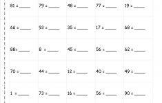 Rounding Numbers Printable Worksheets