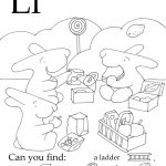 Seek And Finds — Little Bunny Series | Seek And Find Printable Worksheets