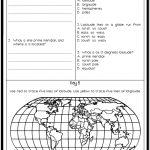 Social Studies & Science Morning Work, A Freebie, And A Sale | Free Printable Fifth Grade Social Studies Worksheets