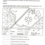 Social Studies Skills | Map Lesson | Social Studies Worksheets | Elementary Social Studies Worksheets Printable