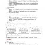 Spanish Ii   Lesson Plan: Daily Routines | Reflexive Verbs In Spanish Printable Worksheets