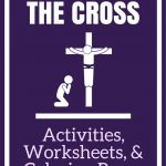 Stations Of The Cross Activities, Worksheets, And Printable Coloring | Religious Worksheets Printable