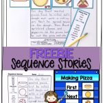Story Retell And Sequence Writing | Elementary Writing Tips And | Free Printable Sequencing Worksheets 2Nd Grade