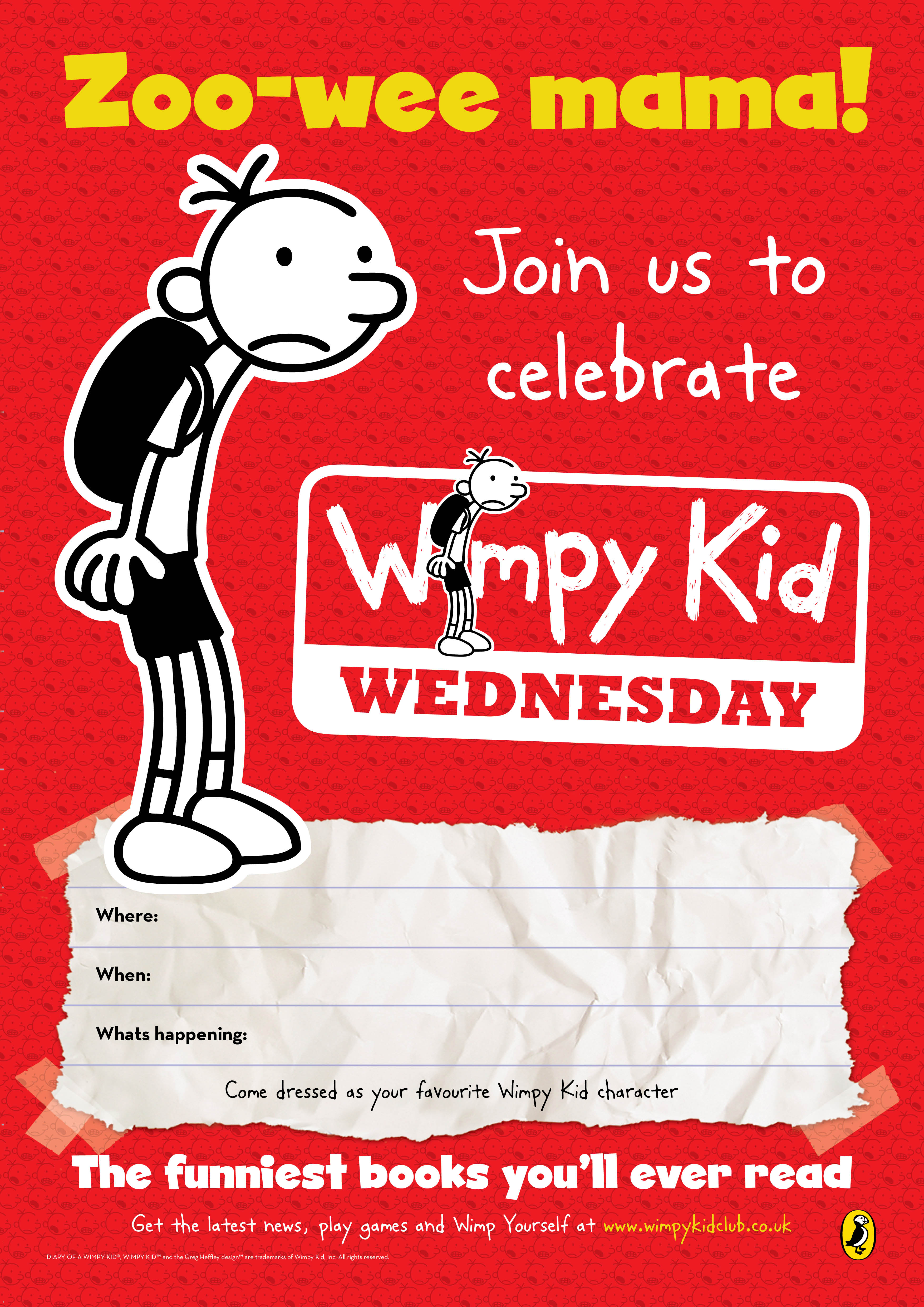 Teachers Resources | Wimpy Kid Club | Diary Of A Wimpy Kid Printable Worksheets