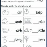Th Digraph Worksheets – Egyptcareers For Free Printable Ch Digraph | Sh Worksheets Free Printable