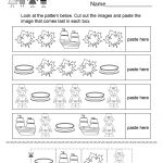 Thanksgiving Worksheet   Free Kindergarten Holiday Worksheet For Kids | Printable Thanksgiving Worksheets Kindergarten
