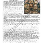 The Amazing Journey Of Lewis, Clark And Sacagawea   Esl Worksheet | Lewis And Clark Printable Worksheets
