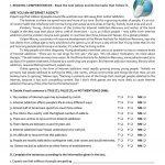 The Internet (Test 9Th Grade   A2/b1) Worksheet   Free Esl Printable | 9Th Grade English Worksheets Free Printable