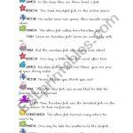 The Rainbow Fish Playscript!   Esl Worksheeta.l.i.c.e. | Rainbow Fish Printable Worksheets