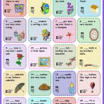 This/that These/those Worksheet   Free Esl Printable Worksheets Made | This That These Those Worksheets Printable