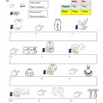 This That These Those Worksheet   Free Esl Printable Worksheets Made | This That These Those Worksheets Printable