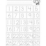 Trace The Numbers 1 30 | Kiddo Shelter | Kids Worksheets Printable | Printable Number Tracing Worksheets For Kindergarten