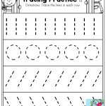 Tracing Practice! Tons Of Printable For Pre K, Kindergarten, 1St | Printable Tracing Worksheets