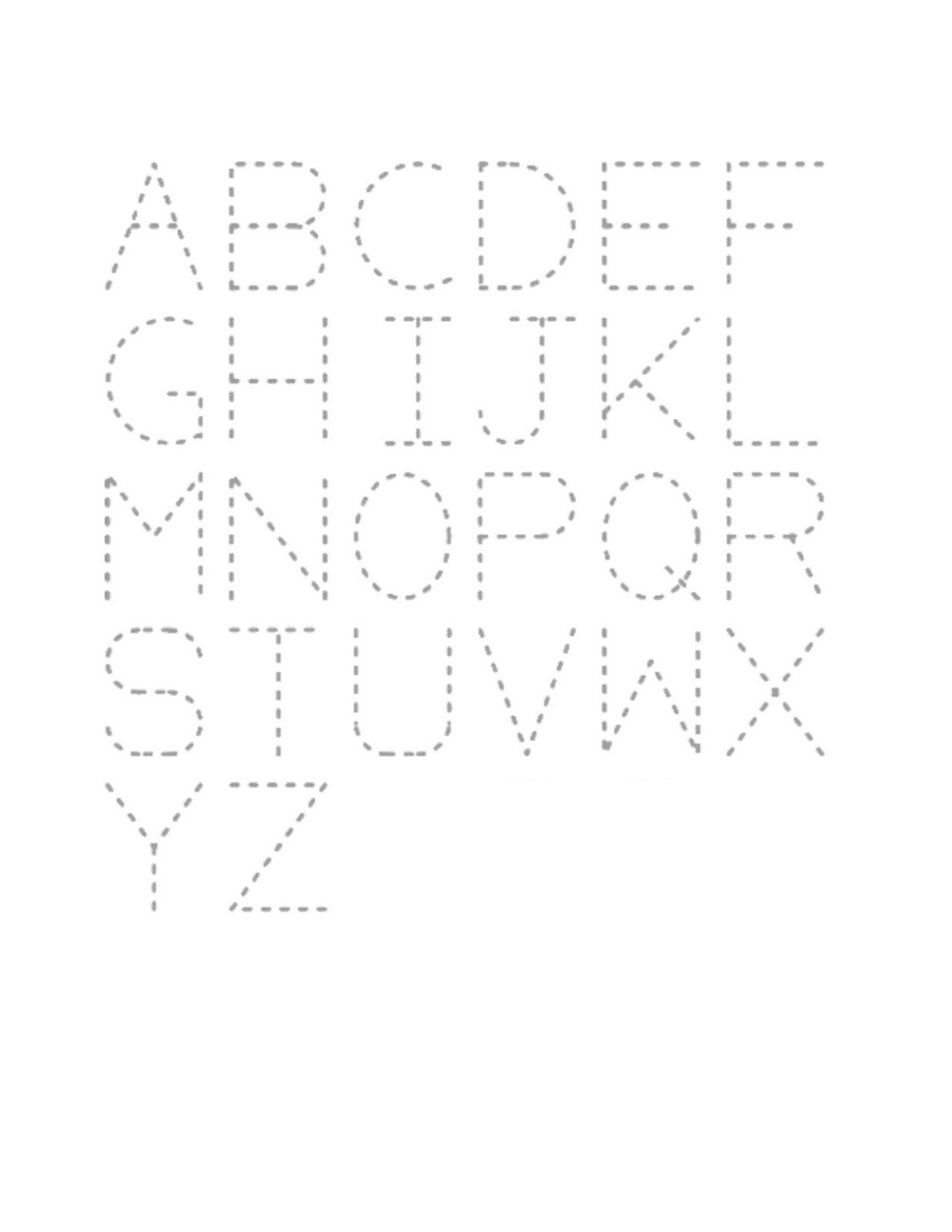 Tracing Worksheets 3 Year Old Fun | Kiddo Shelter | Printable Tracing Worksheets For 3 Year Olds