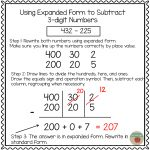 Using Expanded Notation To Regroup | Math | Pinterest | Math   Free | Free Printable Expanded Notation Worksheets