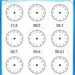 Vector Addition Worksheet Answers Best Of Telling Time Worksheets | Kindergarten Clock Worksheet Printables