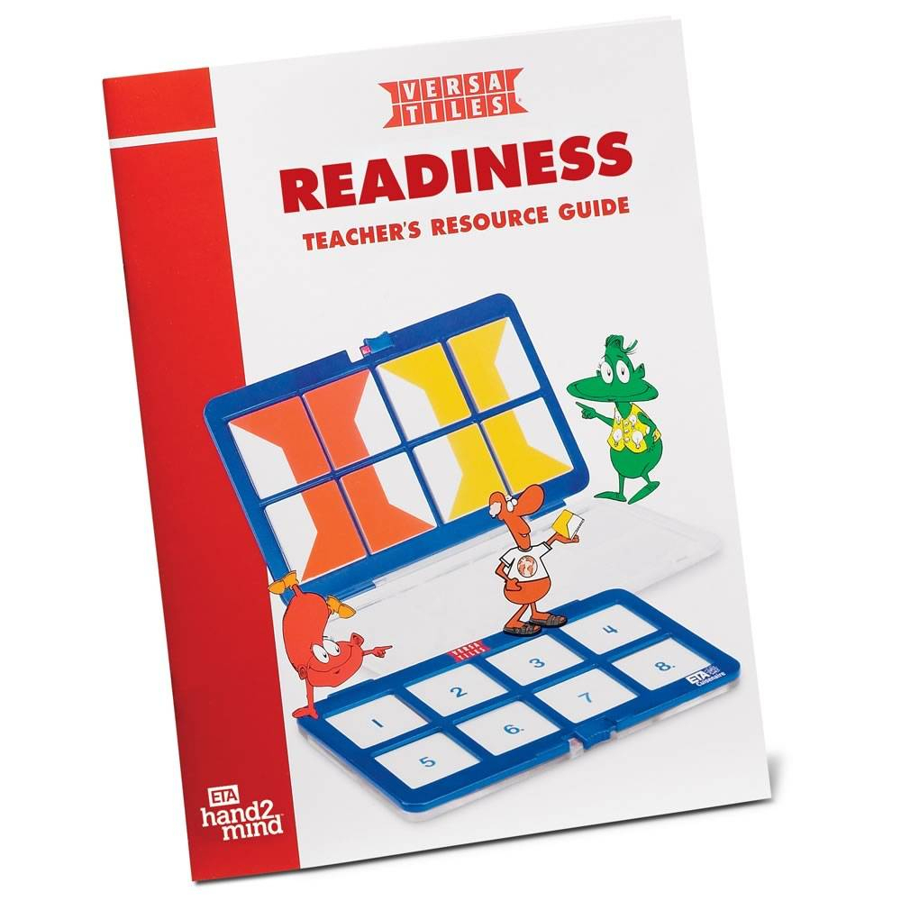 Versatiles Kindergarten Starter Set | Hand2Mind - Free Printable | Free Printable Versatiles Worksheets