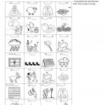 Vowel Digraphs Ee Ea / Ai Ay/ Oa Ow Worksheet   Free Esl Printable | Digraphs Worksheets Free Printables