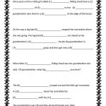 Warped Fairy Tale | Fairy Tales Lucy Calkins | Fairy Tales Unit | Fairy Tales Printable Worksheets