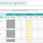 Wedding Budget Spreadsheet Uk Excel Australia Reddit Checklist Pdf | Wedding Budget Worksheet Printable