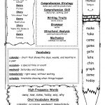 Wonders First Grade Unit Three Week One Printouts   Free Printable   Free Printable First Grade Worksheets
