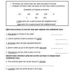 Worksheet: Aphasia Worksheets. Adjective Phrase Exercises   Printable Aphasia Worksheets