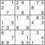 Worksheet : Easy Sudoku Puzzles Printable Flvipymy Screenshoot On | Printable Sudoku Worksheets