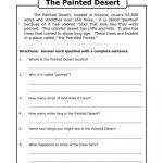 Worksheet : Free Printable 5Th Grade Reading Comprehension   Free Printable 4Th Grade Reading Worksheets