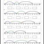 Worksheet : Phonics Workbook Math Games For 3Rd Graders Free | Free Printable Number Line Worksheets