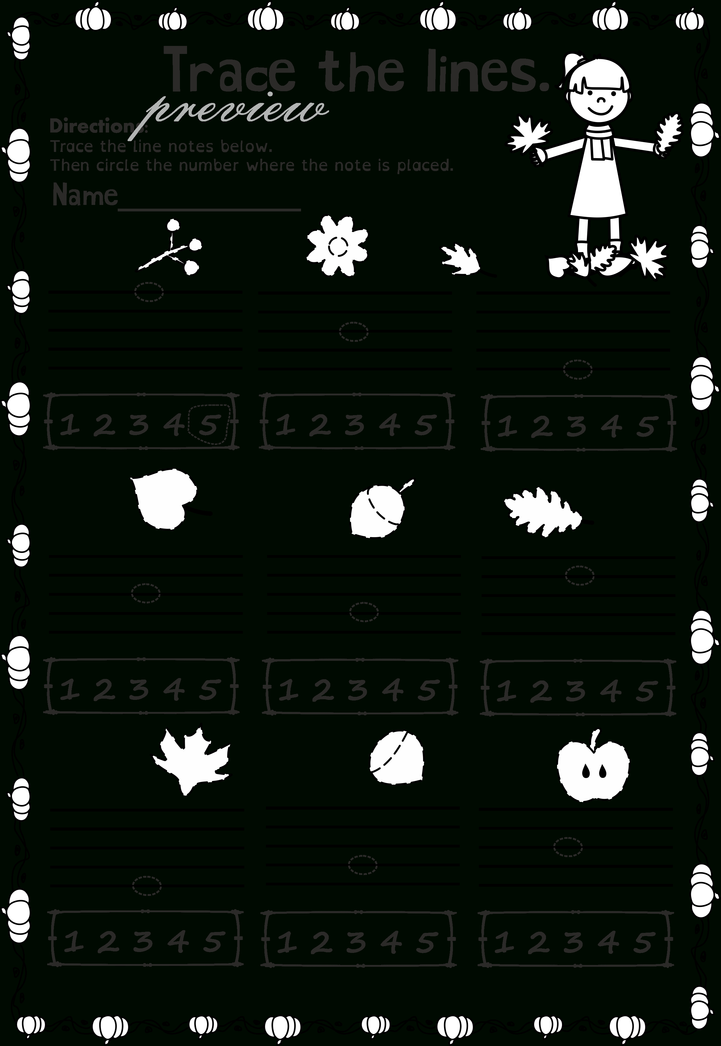 Worksheet : Piano Music Notes For Beginners And Worksheets Kids | Free Printable Preschool Music Worksheets