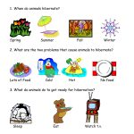 Worksheets On Bear Hibernation   Google Search | Bear Hibernation | Free Printable Hibernation Worksheets