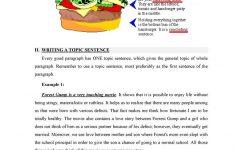 Free Printable Paragraph Writing Worksheets
