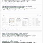 Year 2 Literacy Worksheets   3Rd Grade Reading Comprehension | Printable Reading Worksheets 4Th Grade