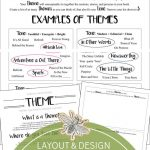 Yearbook, Planning Your Book: Picking A Theme And Visualizing Your | Yearbook Printable Worksheets